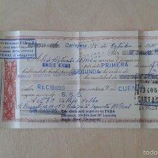 Documentos antiguos: ANTIGUO IMPRESO -- IMPUESTO DEL ESTADO DE 5 PTAS -- CARTAGENA 1976 -- . Lote 60644111