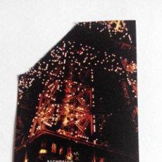 Documentos antiguos: ENTRADA TORRE EIFFEL PARIS FRANCIA AÑO 2004. Lote 60950019