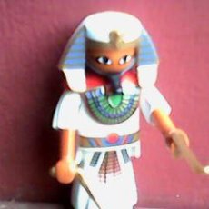 Documentos antiguos: PLAYMOBIL EGIPTO - FARAON EGIPCIO TUTANKHAMON - CLICK NO FAMOBIL 2016 - COMPLETO. Lote 67070682