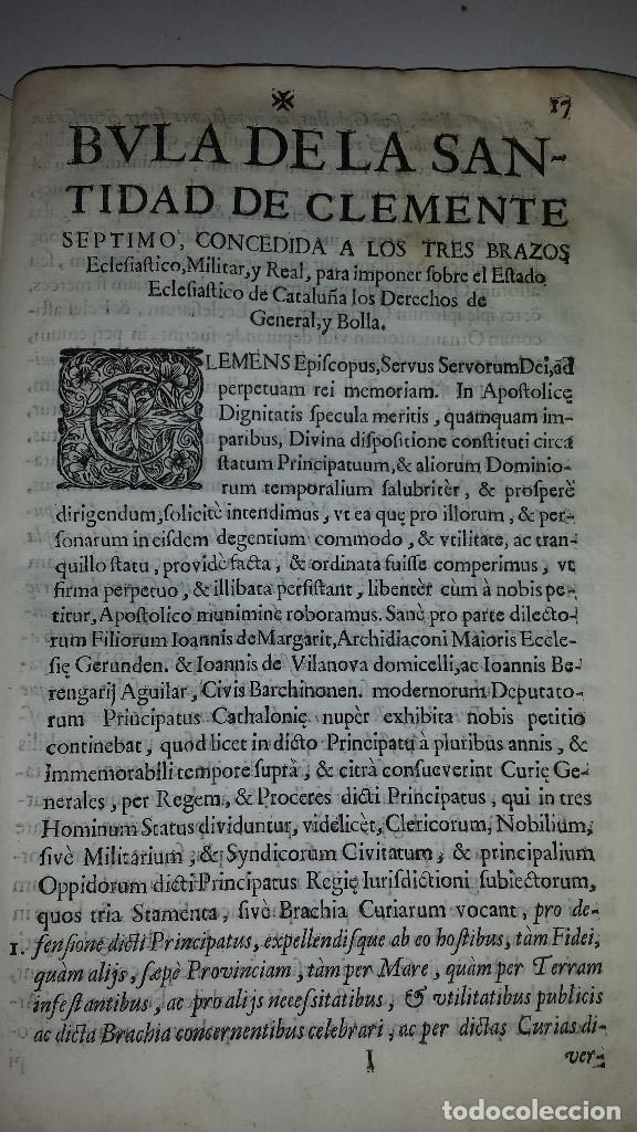 Documentos antiguos: COPIA MEMORIAL DE JOSEPH CASANOVAS 1716 - Foto 6 - 67337105