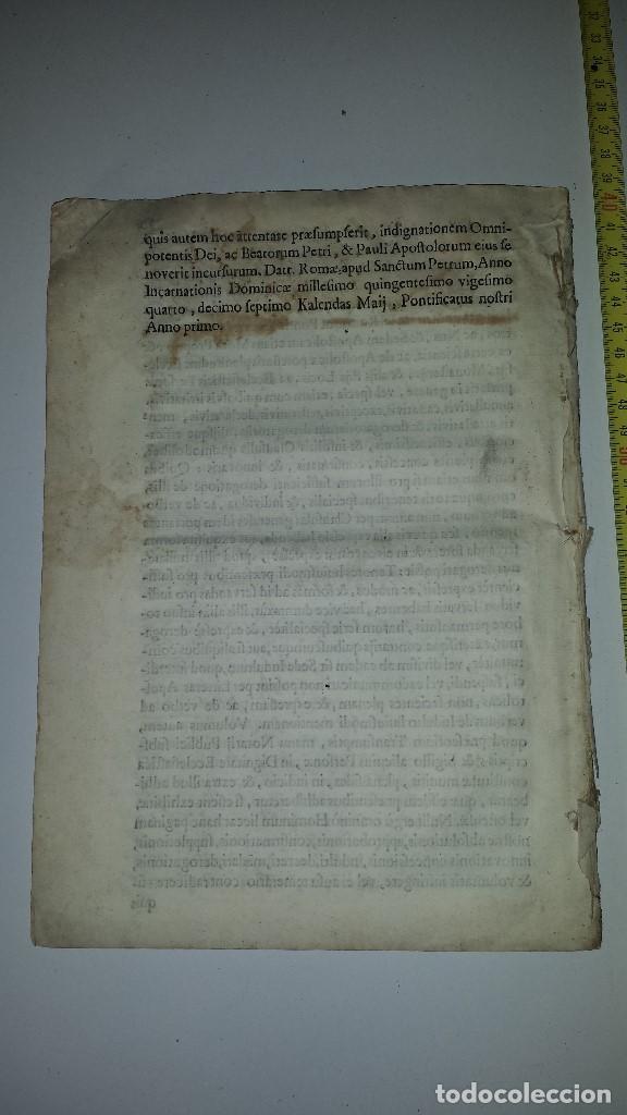 Documentos antiguos: COPIA MEMORIAL DE JOSEPH CASANOVAS 1716 - Foto 7 - 67337105