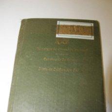 Documentos antiguos: LIBRO CALIFICACION ESCOLAR, REQUENA VALENCIA, 1953, MUCHOS SELLOS FISCALES. Lote 71415347