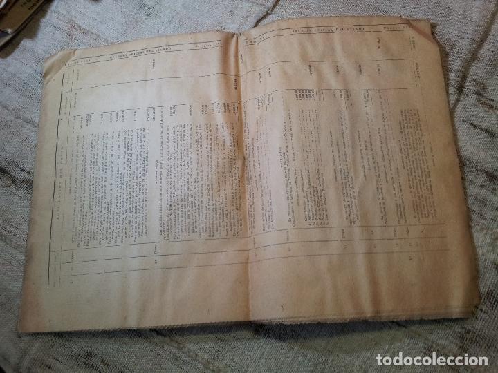 Documentos antiguos: boletin oficial del estado, año VI, 1941, nº 205, gobierno de la nacion (REF-1AC) - Foto 2 - 74681451