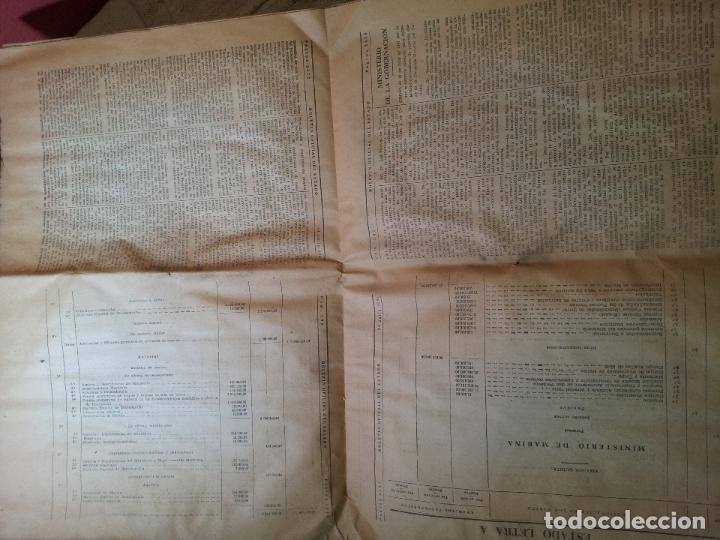 Documentos antiguos: boletin oficial del estado, año VI, 1941, nº 205, gobierno de la nacion (REF-1AC) - Foto 3 - 74681451