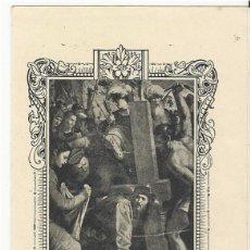Documentos antiguos: VIA CRUCIS. Lote 74898995