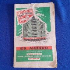 Documentos antiguos: ** PA423 - CARTILLA COMPLETA DE CUPON REGALO COMERCIAL. Lote 76078859