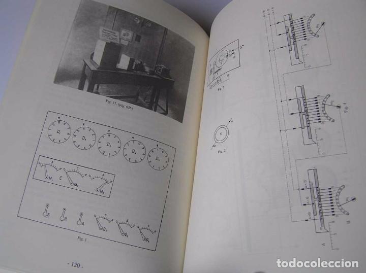 Documentos antiguos: L. TORRES QUEVEDO ENSAYOS SOBRE AUTOMÁTICA. EL ARITMÓMETRO ELECTROMECÁNICO - INTEMAC 1996 - Foto 9 - 76235959