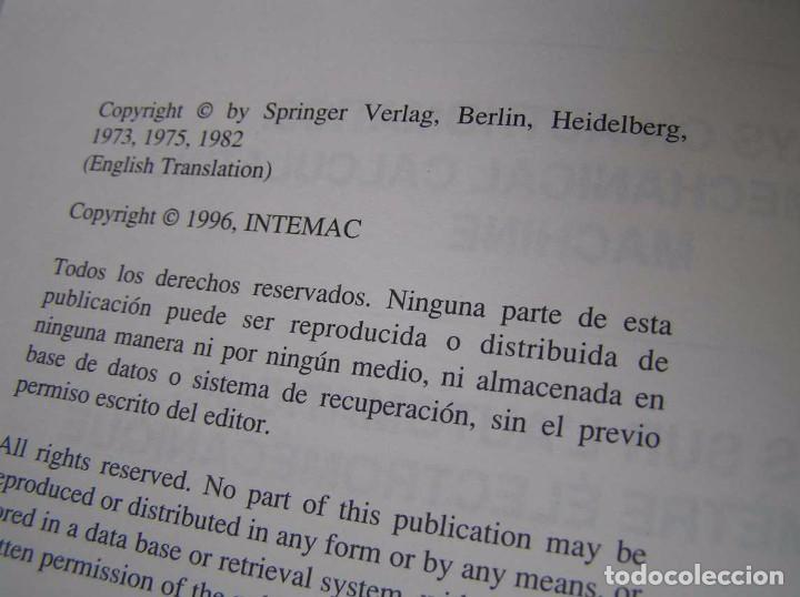 Documentos antiguos: L. TORRES QUEVEDO ENSAYOS SOBRE AUTOMÁTICA. EL ARITMÓMETRO ELECTROMECÁNICO - INTEMAC 1996 - Foto 38 - 76235959