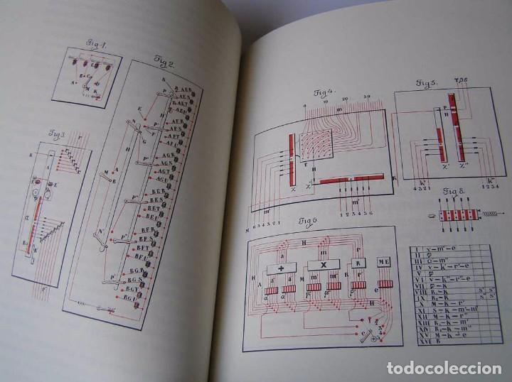Documentos antiguos: L. TORRES QUEVEDO ENSAYOS SOBRE AUTOMÁTICA. EL ARITMÓMETRO ELECTROMECÁNICO - INTEMAC 1996 - Foto 43 - 76235959