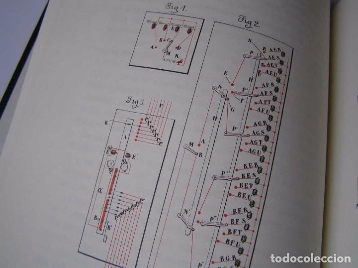 Documentos antiguos: L. TORRES QUEVEDO ENSAYOS SOBRE AUTOMÁTICA. EL ARITMÓMETRO ELECTROMECÁNICO - INTEMAC 1996 - Foto 45 - 76235959