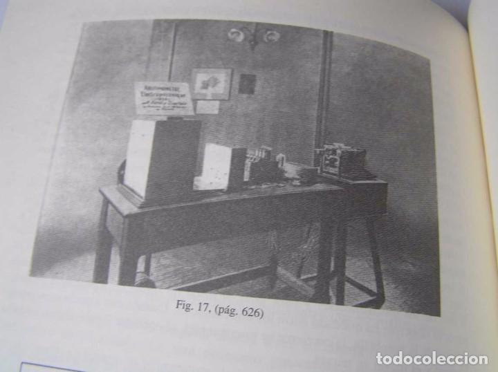 Documentos antiguos: L. TORRES QUEVEDO ENSAYOS SOBRE AUTOMÁTICA. EL ARITMÓMETRO ELECTROMECÁNICO - INTEMAC 1996 - Foto 49 - 76235959