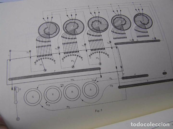 Documentos antiguos: L. TORRES QUEVEDO ENSAYOS SOBRE AUTOMÁTICA. EL ARITMÓMETRO ELECTROMECÁNICO - INTEMAC 1996 - Foto 54 - 76235959