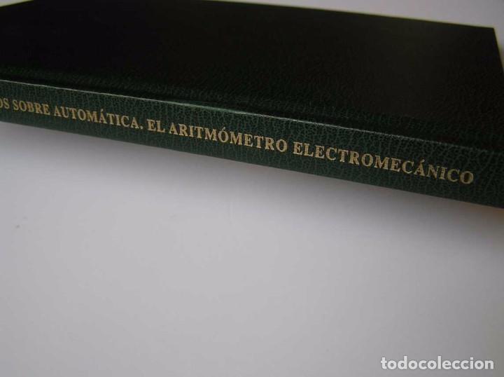 Documentos antiguos: L. TORRES QUEVEDO ENSAYOS SOBRE AUTOMÁTICA. EL ARITMÓMETRO ELECTROMECÁNICO - INTEMAC 1996 - Foto 77 - 76235959