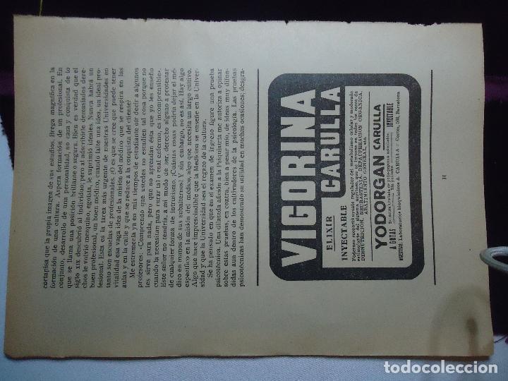 Documentos antiguos: GRAN COLECCION PUBLICIDAD ANUNCIOS PUBLICITARIOS AÑOS 30 FARMACIA MEDICINA FARMACIA MEDICAMENTOS - Foto 14 - 82491196