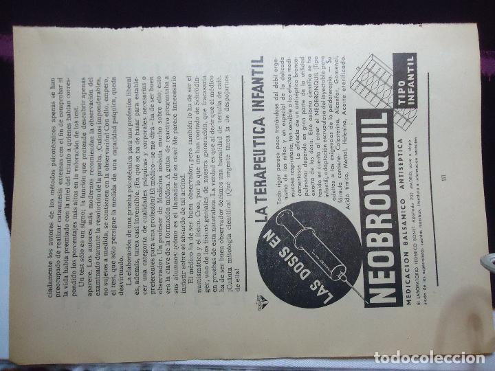 Documentos antiguos: GRAN COLECCION PUBLICIDAD ANUNCIOS PUBLICITARIOS AÑOS 30 FARMACIA MEDICINA FARMACIA MEDICAMENTOS - Foto 15 - 82491196