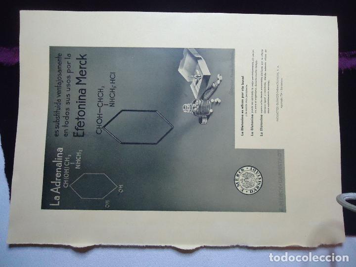 Documentos antiguos: GRAN COLECCION PUBLICIDAD ANUNCIOS PUBLICITARIOS AÑOS 30 FARMACIA MEDICINA FARMACIA MEDICAMENTOS - Foto 18 - 82491196