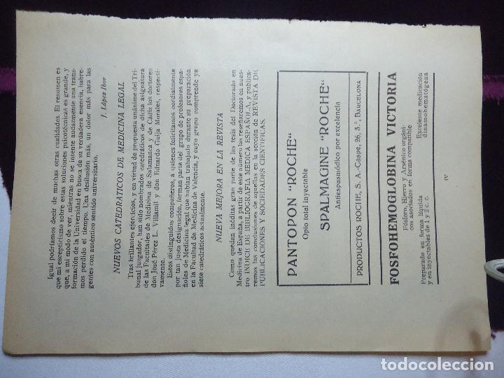 Documentos antiguos: GRAN COLECCION PUBLICIDAD ANUNCIOS PUBLICITARIOS AÑOS 30 FARMACIA MEDICINA FARMACIA MEDICAMENTOS - Foto 20 - 82491196