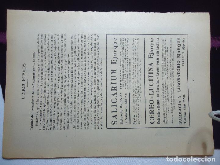 Documentos antiguos: GRAN COLECCION PUBLICIDAD ANUNCIOS PUBLICITARIOS AÑOS 30 FARMACIA MEDICINA FARMACIA MEDICAMENTOS - Foto 21 - 82491196