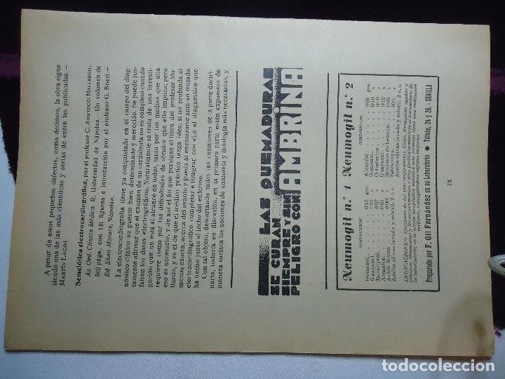 Documentos antiguos: GRAN COLECCION PUBLICIDAD ANUNCIOS PUBLICITARIOS AÑOS 30 FARMACIA MEDICINA FARMACIA MEDICAMENTOS - Foto 24 - 82491196