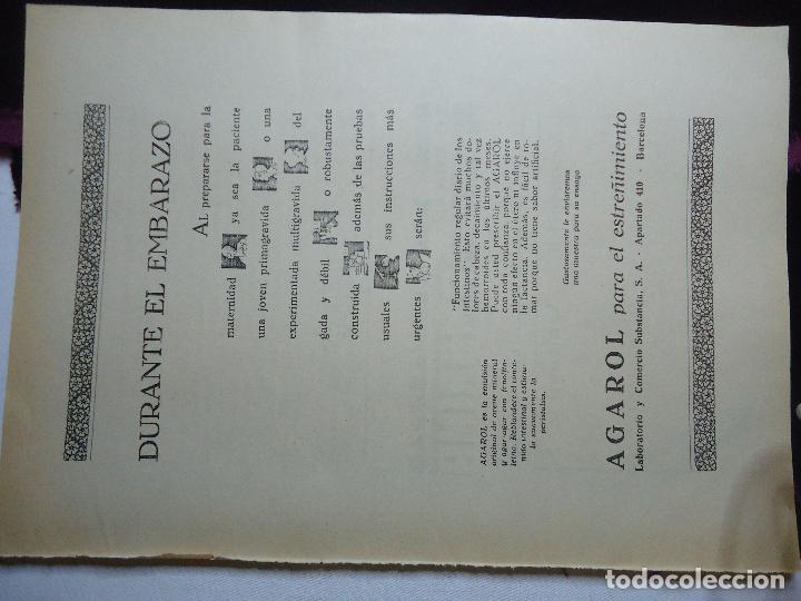 Documentos antiguos: GRAN COLECCION PUBLICIDAD ANUNCIOS PUBLICITARIOS AÑOS 30 FARMACIA MEDICINA FARMACIA MEDICAMENTOS - Foto 25 - 82491196
