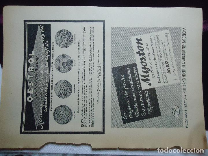Documentos antiguos: GRAN COLECCION PUBLICIDAD ANUNCIOS PUBLICITARIOS AÑOS 30 FARMACIA MEDICINA FARMACIA MEDICAMENTOS - Foto 38 - 82491196