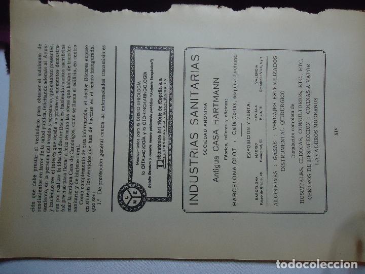 Documentos antiguos: GRAN COLECCION PUBLICIDAD ANUNCIOS PUBLICITARIOS AÑOS 30 FARMACIA MEDICINA FARMACIA MEDICAMENTOS - Foto 40 - 82491196
