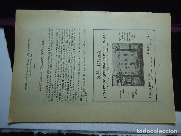 Documentos antiguos: GRAN COLECCION PUBLICIDAD ANUNCIOS PUBLICITARIOS AÑOS 30 FARMACIA MEDICINA FARMACIA MEDICAMENTOS - Foto 43 - 82491196