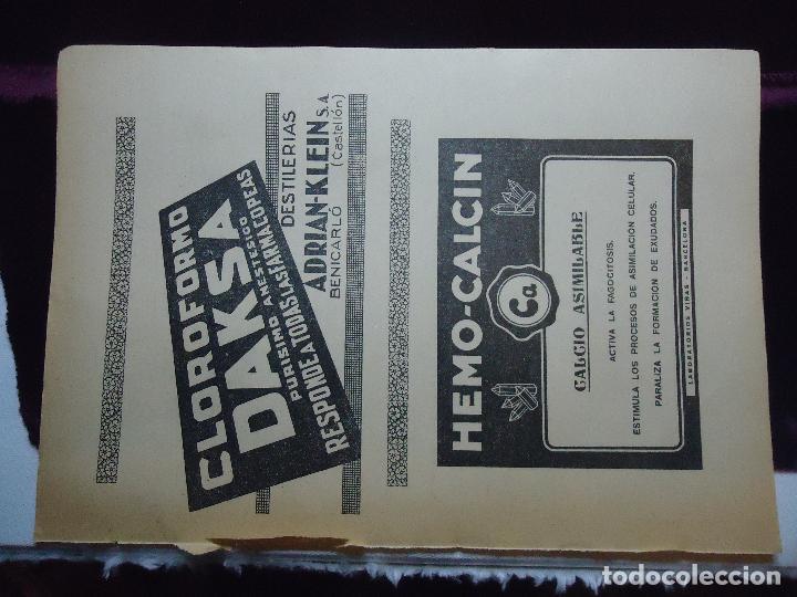 Documentos antiguos: GRAN COLECCION PUBLICIDAD ANUNCIOS PUBLICITARIOS AÑOS 30 FARMACIA MEDICINA FARMACIA MEDICAMENTOS - Foto 44 - 82491196
