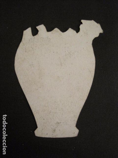 Documentos antiguos: INVITACION BAILE SIGLO XIX - TROQUELADO - SOCIEDAD SANTO DOMINGO -VER FOTOS-(V-9540) - Foto 3 - 78898549