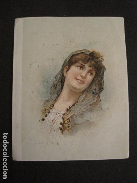 Documentos antiguos: INVITACION BAILE SIGLO XIX - SOCIEDAD LOS OBREROS -AÑO 1899 -VER FOTOS-(V-9553) - Foto 2 - 78903361