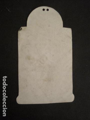 Documentos antiguos: INVITACION BAILE SIGLO XIX -TROQUELADO- SOCIEDAD LA BRUJA TEATRO OLIMPO -VER FOTOS-(V-9571) - Foto 5 - 78908809