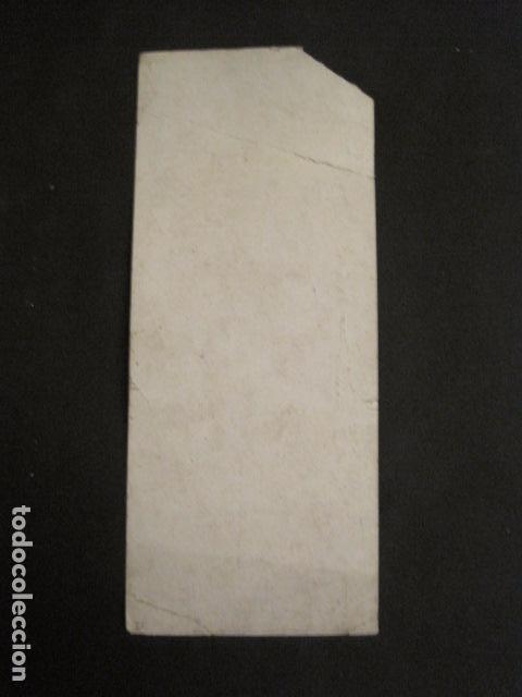 Documentos antiguos: INVITACION BAILE SIGLO XIX - TEATRE ROMEA - AÑO 1881- -VER FOTOS -(V-9576) - Foto 4 - 78928913