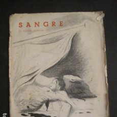 Documentos antiguos: SANGRE-LA TRAGEDIA ESPAÑOLA-E.GEENZIER-1937-GUERRA CIVIL-COMISSARIAT GENERALITAT- VER FOTOS-(V-9985). Lote 80645406