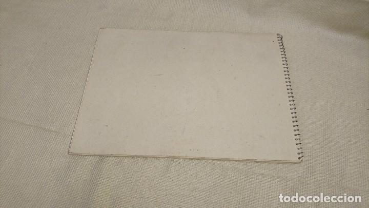 Documentos antiguos: ANTIGUO CUADERNO EDITORIAL SAM BLOCK IBÉRICO - Foto 3 - 84315016