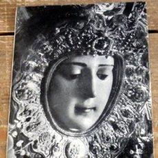 Documentos antiguos: OLIVARES, SEVILLA, 1965, CONVOCATORIA DE CULTOS HERMANDAD DEL ROCIO. Lote 85983584