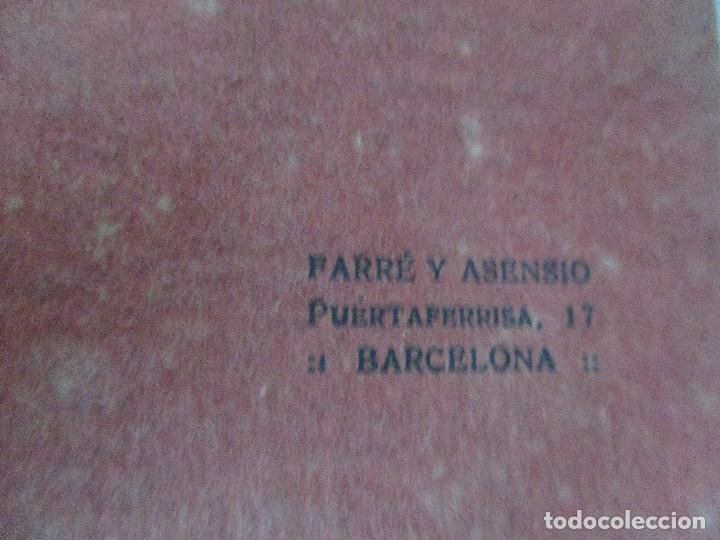 Documentos antiguos: Real Asociación de Cazadores de Barcelona - Reglamentos y Estatutos - Año 1920 - Foto 9 - 86088168