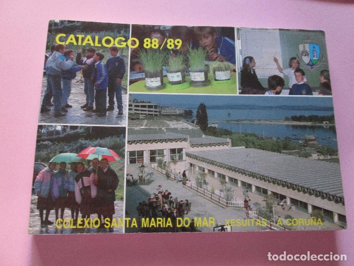 Catálogo Colegio Santa Maria Del Mar La Coruña Buy Other Old Documents At Todocoleccion 88816444