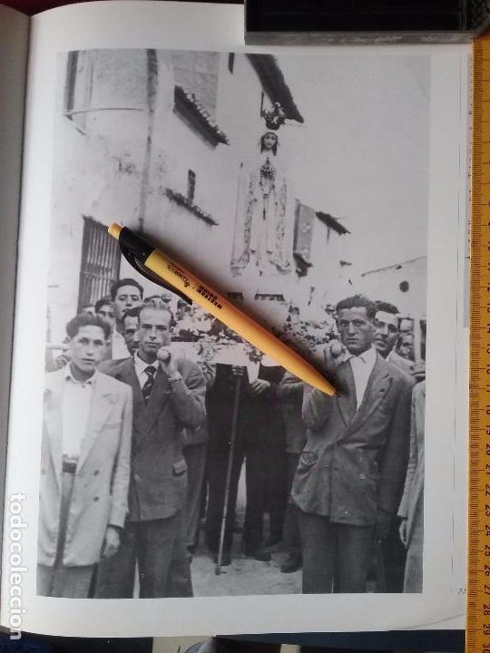 PUBLICACION - INFORMACION GRAFICA ALBUM CARABAÑA MADRID - VIRGEN DE FATIMA SALIDA PROCESIONAL (Coleccionismo - Documentos - Otros documentos)