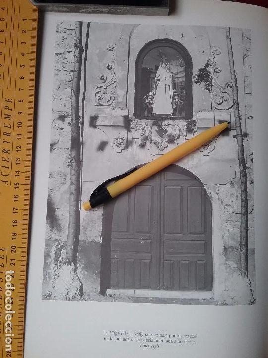 PUBLICACION - INFORMACION GRAFICA ALBUM CARABAÑA MADRID - VIRGEN DE LA ANTIGUA FACHADA IGLESIA (Coleccionismo - Documentos - Otros documentos)