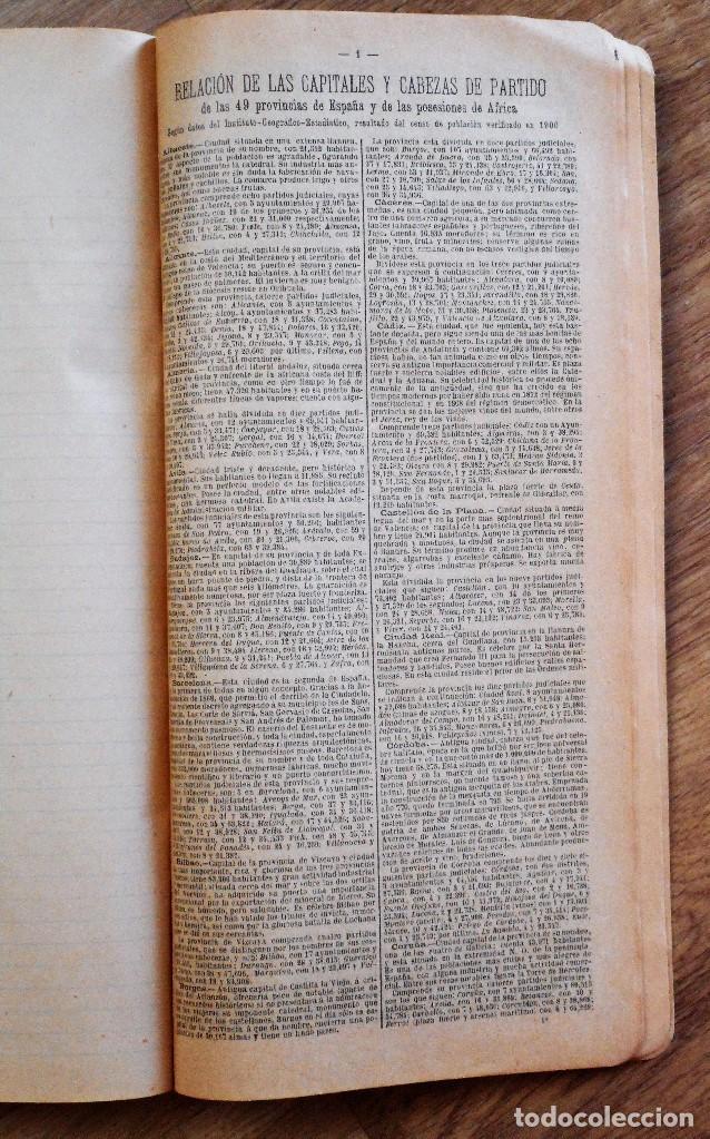 Documentos antiguos: DIETARIO ECONÓMICO AGENDA DE BUFETE PARA 1904 - HENRICH Y C. BARCELONA - Foto 8 - 90351600