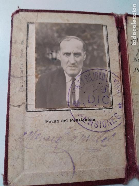Documentos antiguos: Carnet de identidad años 30? - Foto 2 - 93968070