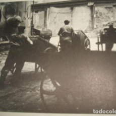 Documentos antiguos: BARACALDO VIZCAYA ALTOS HORNOS LAMINA HUECOGRABADO AÑOS 50. Lote 94179055