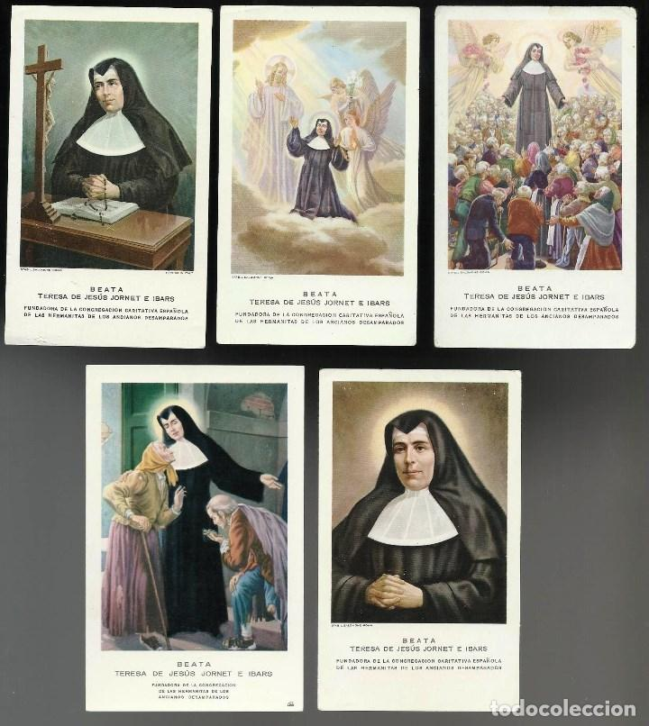 TERESA DE JESUS JORNET E IBARS. (Coleccionismo - Documentos - Otros documentos)