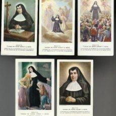 Documentos antiguos: TERESA DE JESUS JORNET E IBARS.. Lote 98016511