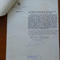 Documentos antiguos: SUCESIÓN EN LOS TÍTULOS DE DUQUE DE AVEYRO Y MARQUÉS DE PUERTO SEGURO, 1952. Lote 99367571