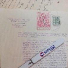 Documentos antiguos: JUNTA NACIONAL DEL CENSO ELECTORAL. Lote 99782415