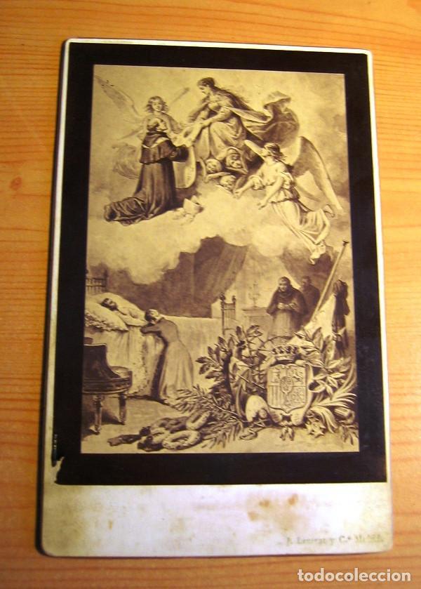 RECORDATORIO DE LA MUERTE DEL REY ALFONSO XII - NOVIEMBRE -1885 (Coleccionismo - Documentos - Otros documentos)
