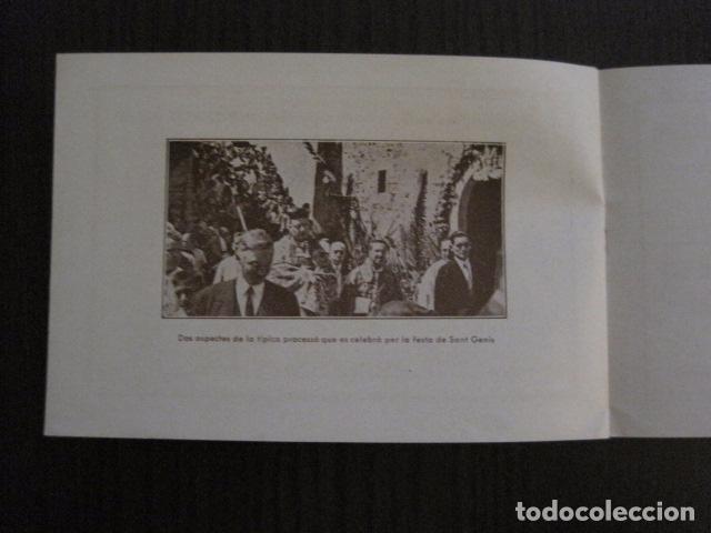Documentos antiguos: S. GENIS DE AGUDELLS- BARCELONA-FESTA MAJOR ANY 1931 -VER FOTOS - (V-12.451) - Foto 8 - 102017959