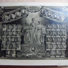 Documentos antiguos: ORLA FACULTAD DE DERECHO DE DEUSTO 1931.32,FLORENTINO LECANDA ARRARTE O JUAN RAMÓN URQUIJO OLANO. Lote 102500827