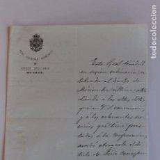 Documentos antiguos: REAL SOCIEDAD ECONOMICA DE AMIGOS DEL PAIS, MURCIA 1914. Lote 103137711